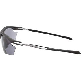 Rudy Project Rydon Readers +2.5 dpt Okulary rowerowe, matte black / smoke black